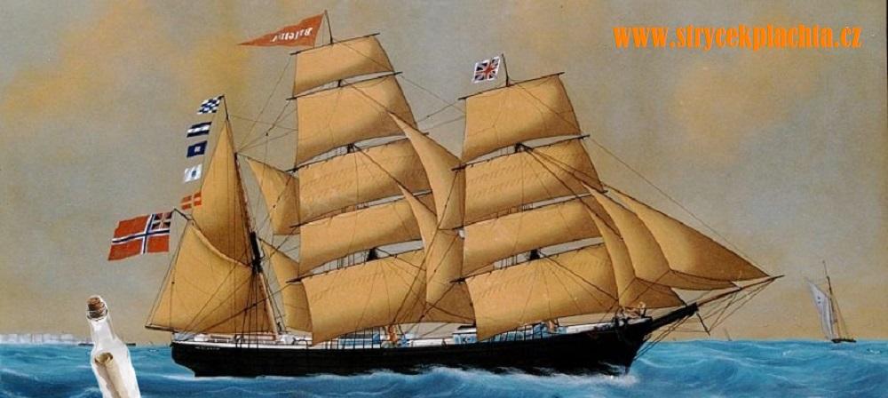 Strýčkův blog o lodích a vlajkách