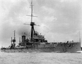 10ab HMS Dreadnought brit. 1906
