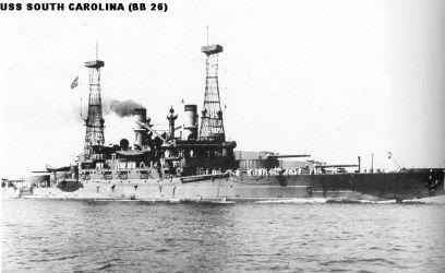 12q USS South Carolina