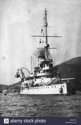 03 SMS Wien- bitevní loď třídy Monarch