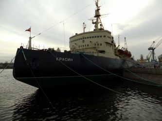 10 Krasin v Petrohradském muzeu