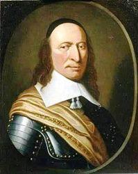 03 a Peter_Stuyvesant guvernér Nového Amsterdamu