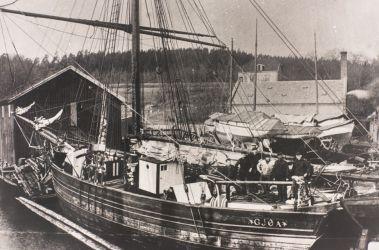 04 loď Gjoja
