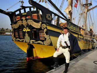 12 sladká pirátská romantika