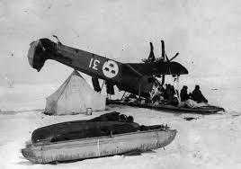 26 Lundberg vzal Nobileho,příště havaroval,Švédi přilétli jen pro něj