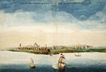 02 b Nový Amsterodam 1664