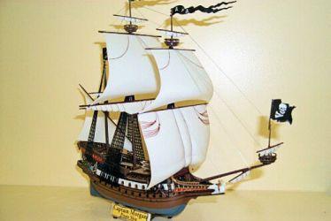 03 0 Henrry Morgan byl známý pirát