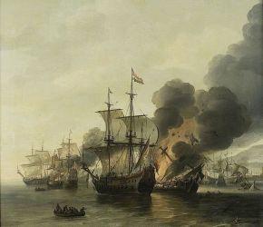 03 a galeona Constant Warwick prvně nazvaná. fregatou