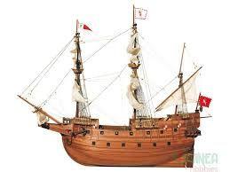 03 b španělská vlajková loď loďstva Armada